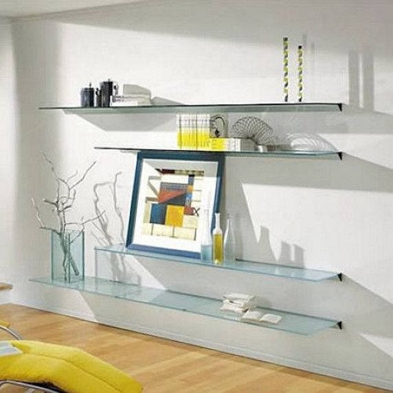 Floating Glass Shelves – All want to know.