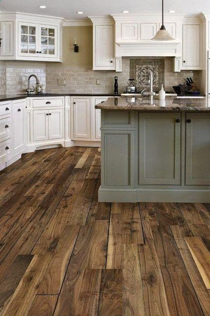 flooring ideas vinyl plank wood-look floor versus engineered hardwood HDCUECL