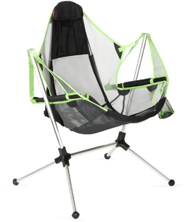 folding camping chairs stargaze recliner luxury chair NFTBCNZ
