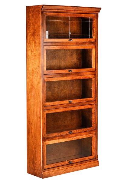 forest designs mission legal barrister bookcase u0026 reviews | wayfair SDDSEAB