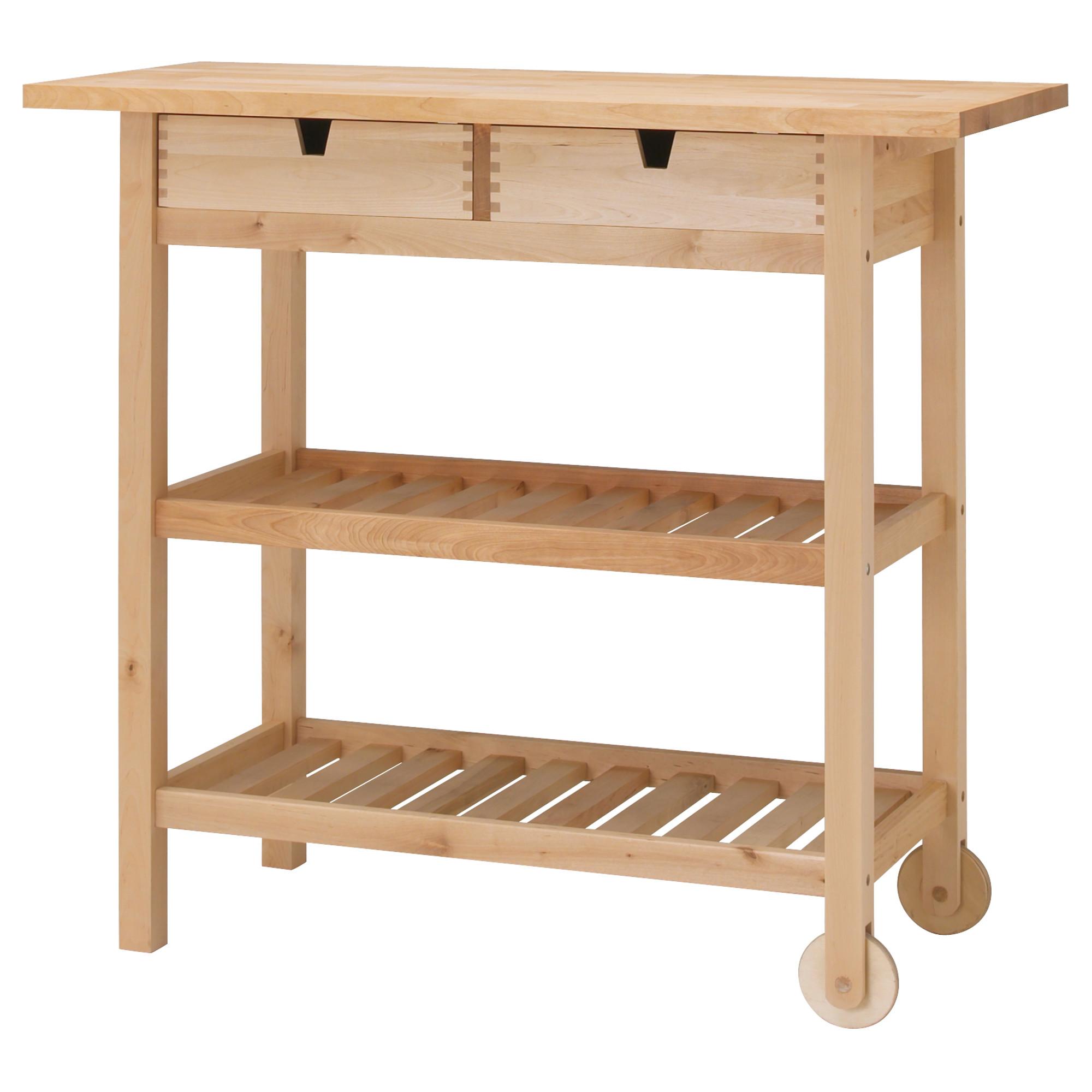 förhöja kitchen cart - ikea MVPKPJK