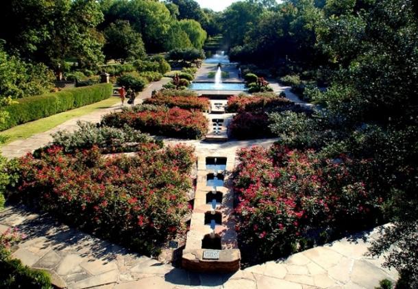 fort worth water gardens | fort worth visitors guide JZJKOVK