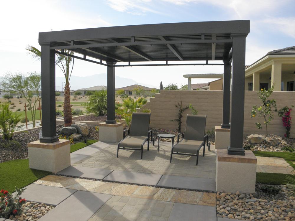 freestanding patio covers YKBZXNW