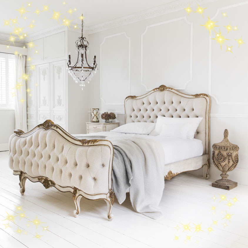 French bedroom furniture is the Best