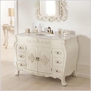 french furniture bathroom TZYHCPC
