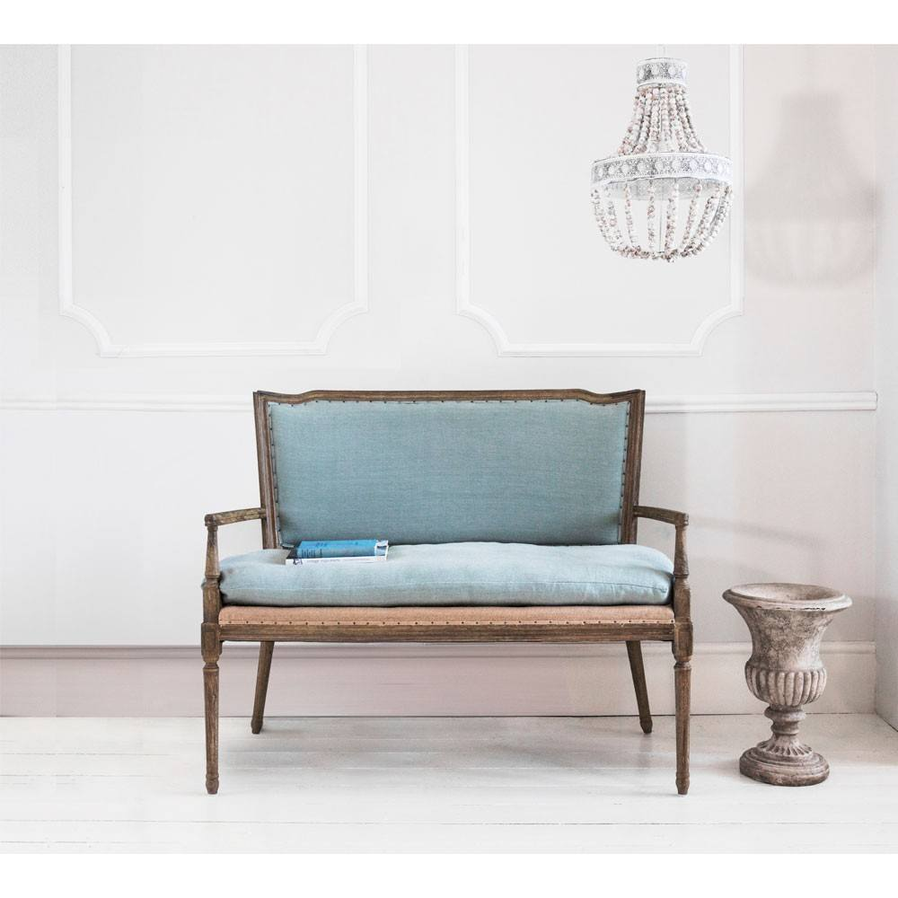 french furniture french love seat DQXCEJO