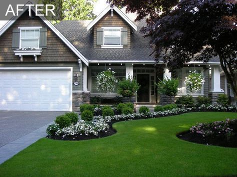 front yard landscaping ideas there are many easy front yard landscaping for homeowners that are easy to VEUIOKJ
