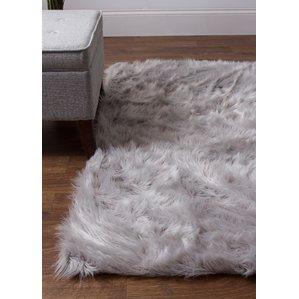 fur rugs bells beach collection ii nursery area rugs JNKTQIC