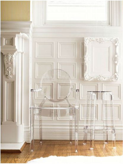 furniture focus: acrylic - lucite furniture | apartment therapy CZFUCDY