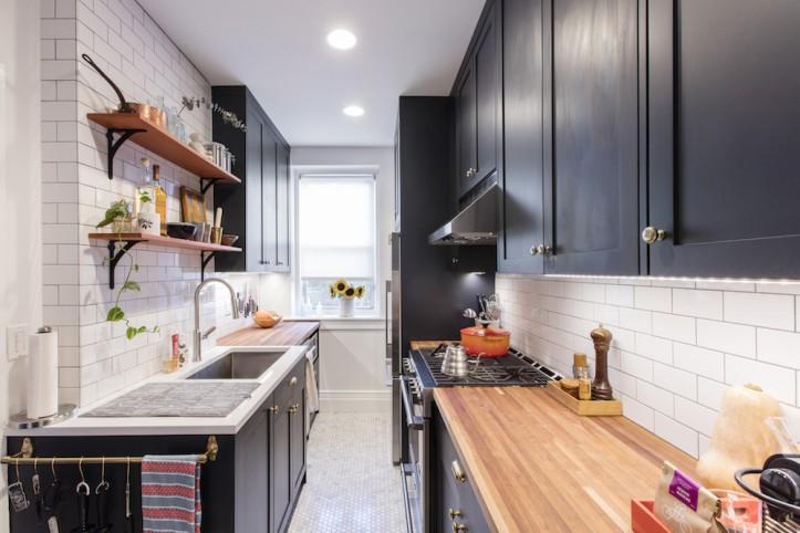 galley kitchen MAYWWBR