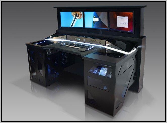 gaming computer desk https://i.pinimg.com/736x/52/dc/a4/52dca4b8b0fb9db... ZUAXUGK
