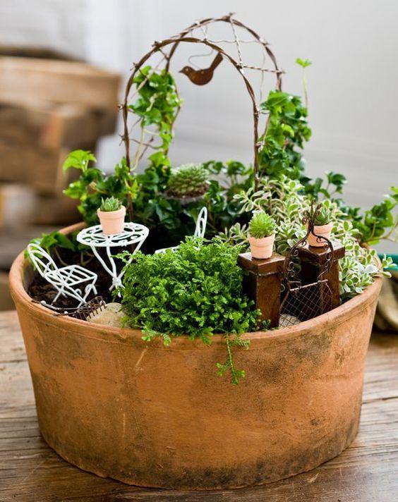 garden accessories ideas de jardines miniatura (25 RIKFSJK