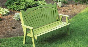 garden benches fan back garden bench YWFHCSE