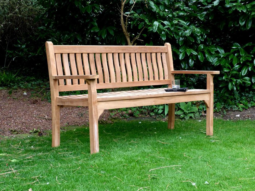 garden benches teak garden bench picture ZASLCET