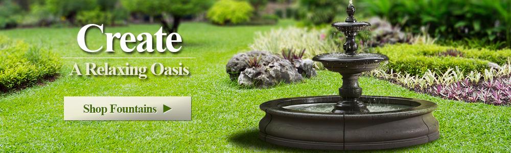 garden fountains insert keywords KLDPQLA
