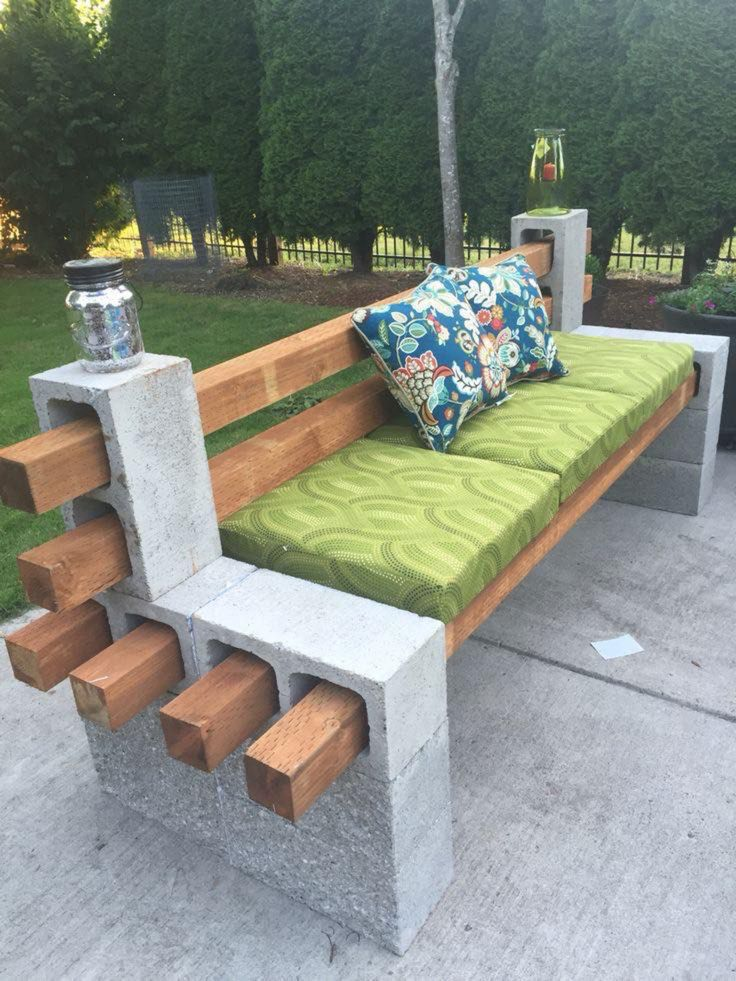 garden seats 13 diy patio furniture ideas that are simple and cheap - page 2 KBYPBKS