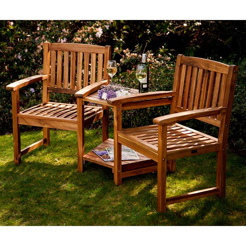 garden seats greenfingers alnwick companion seat BSIDFCX