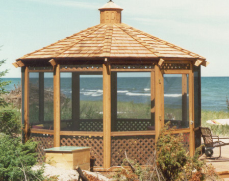 gazebo kits whichever style you choose, whether itu0027s a garden gazebo or a spa gazebo. QKWXWNT