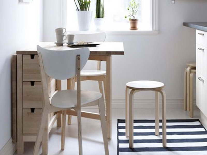 genial small kitchen tables are a sign of happiness - designinyou ALPNIVZ