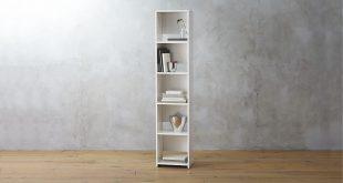 getaway narrow bookcase ... OPUJZGA