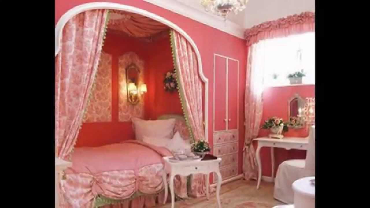 girl bedroom sets bedroom sets | girl bedroom canopy - youtube BYZSJHO