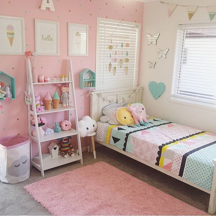 girls bedroom decor best 25+ girls bedroom ideas on pinterest | girl room, girls bedroom SNGQFQX