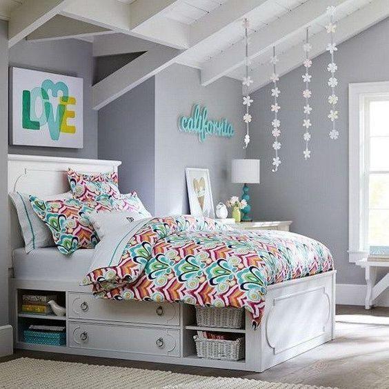 girls bedroom designs 12 beautiful tween/teen girlsu0027 bedroom designs VSKQEHM