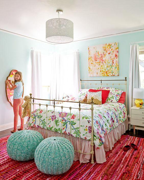 girls bedroom designs remodelaholic | sweet as sugar girlu0027s room design ideas (on a budget!) AEJTZIG