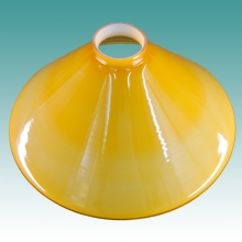 glass lamp shades conical glass shades TRDYXUV