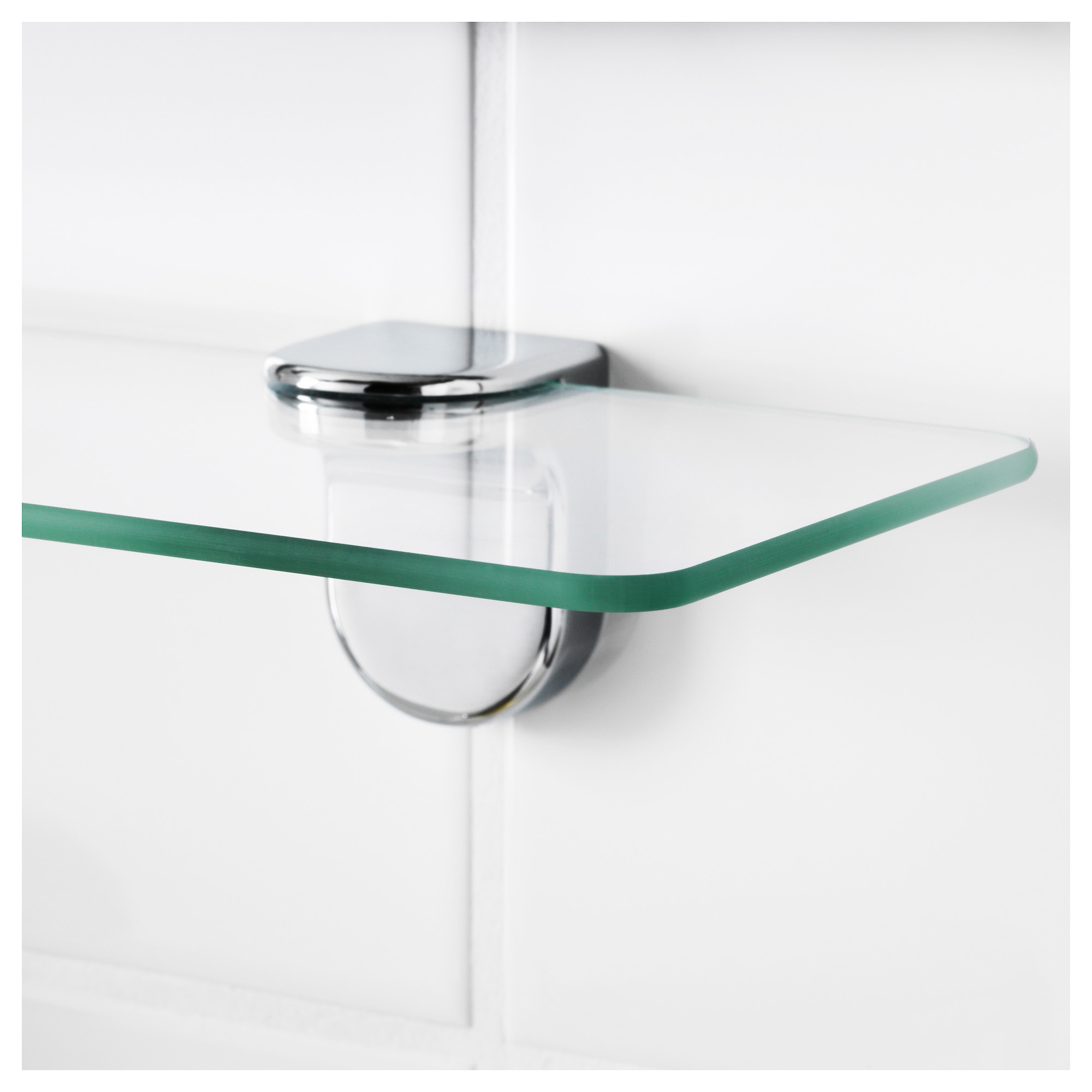 glass shelves ikea kalkgrund glass shelf tempered glass - extra resistant to heat, impact FTNHKMN