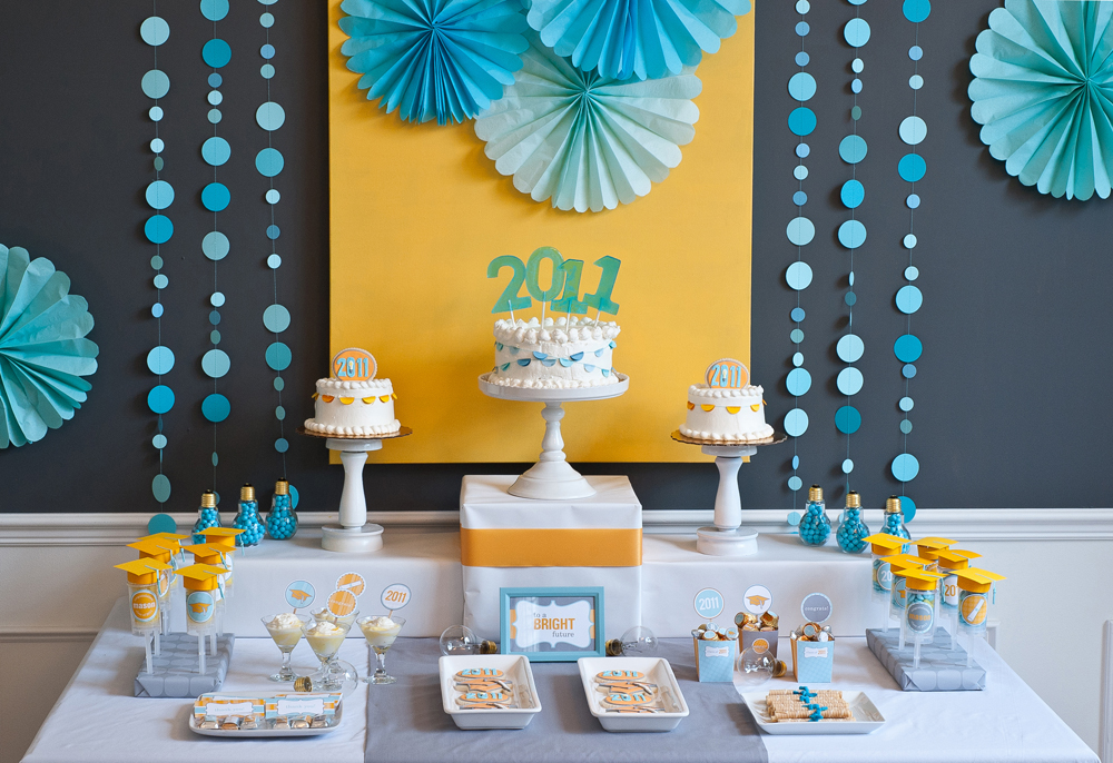 graduation party decoration ideas : enjoy - able memorable graduation party decoration JCURTDB