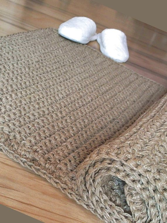 hall runners rug 7 x 2 natural hallway runner handmade jute by magicbycrochet HOEMJTF