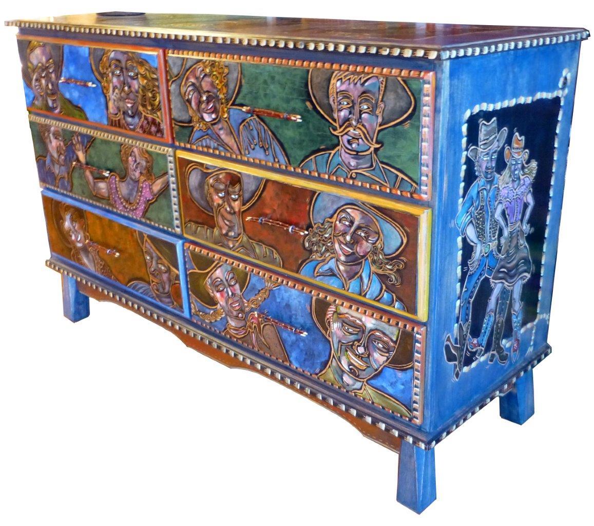 hand painted furniture MVJDNRH