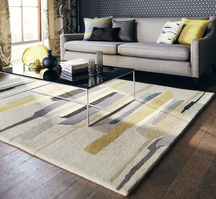Modern Rugs for Illusive Yet Chic Designs