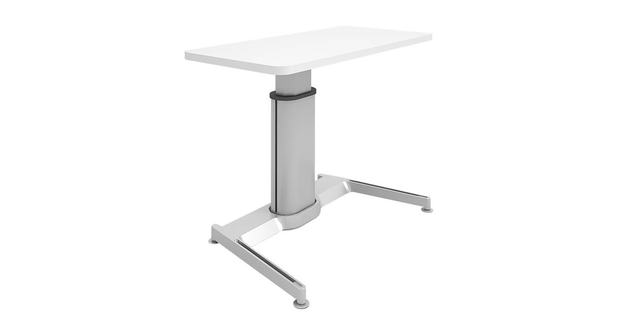 height adjustable desk designed for a wide range of uses- from lightweight computer equipment like BNQEVNQ