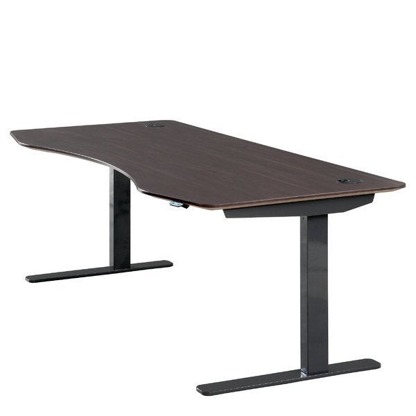 height adjustable desk height adjustable u0026 standing desks youu0027ll love | wayfair YCODMOQ