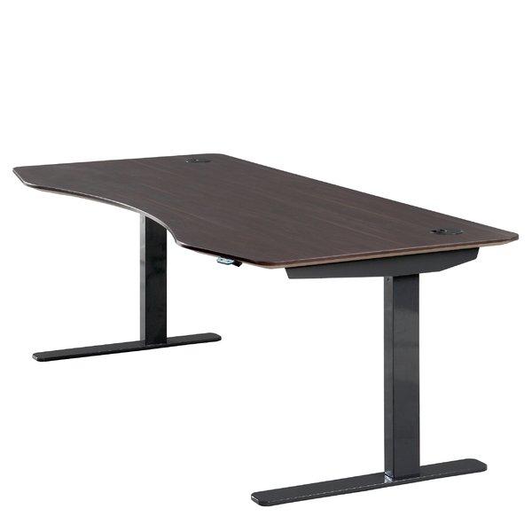 height adjustable desk height adjustable u0026 standing desks youu0027ll love | wayfair YCODMOQ