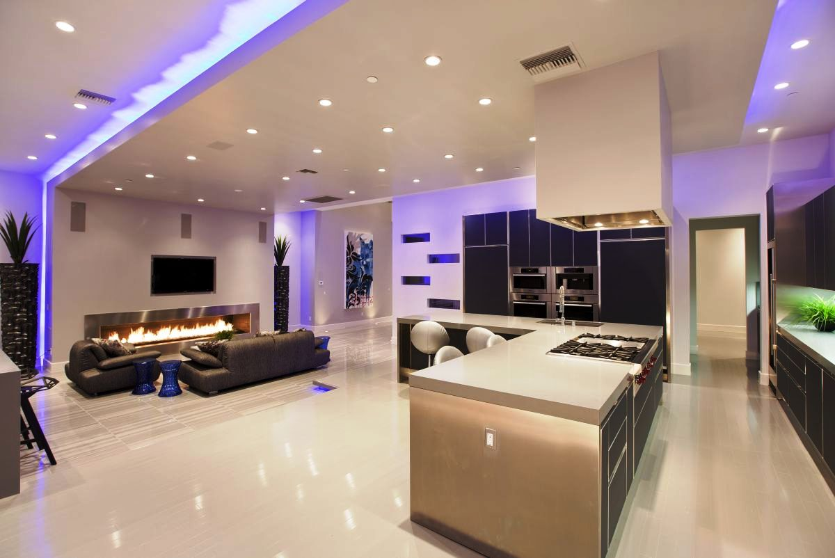 home lighting ... let there be led lights theydesign with led house lights consideration JJRBOMN