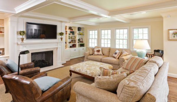 how to design the perfect family room LSWUDOZ