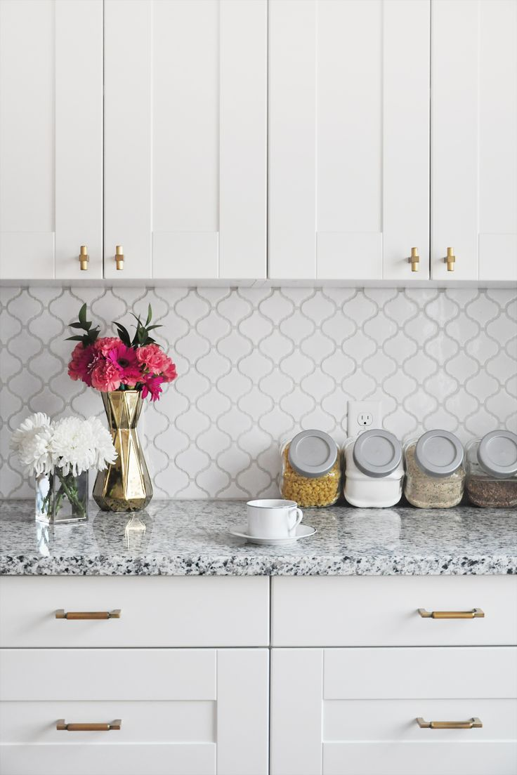 how to tile a kitchen backsplash: diy tutorial HTAYQCA