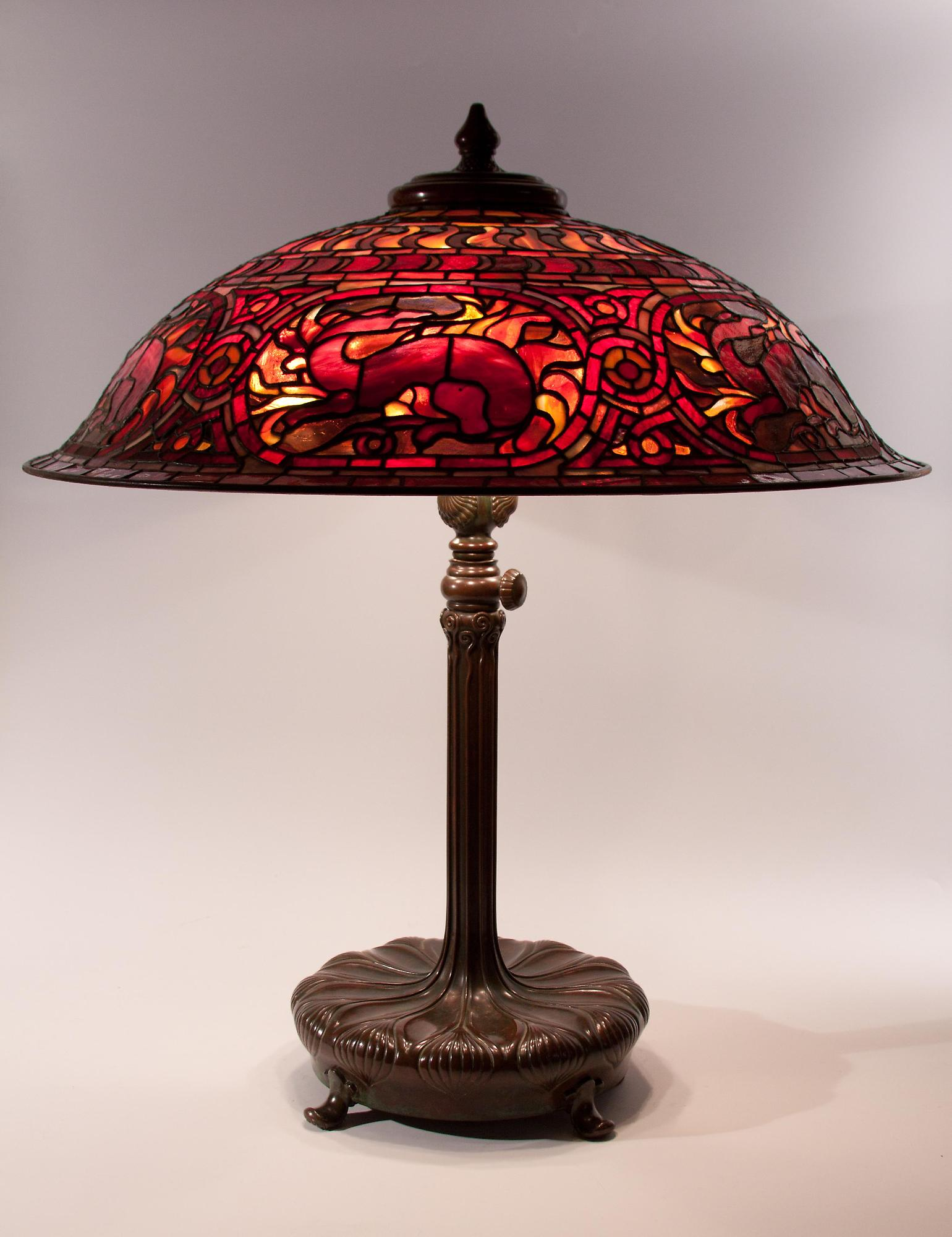 How to Value an Antique Lamps