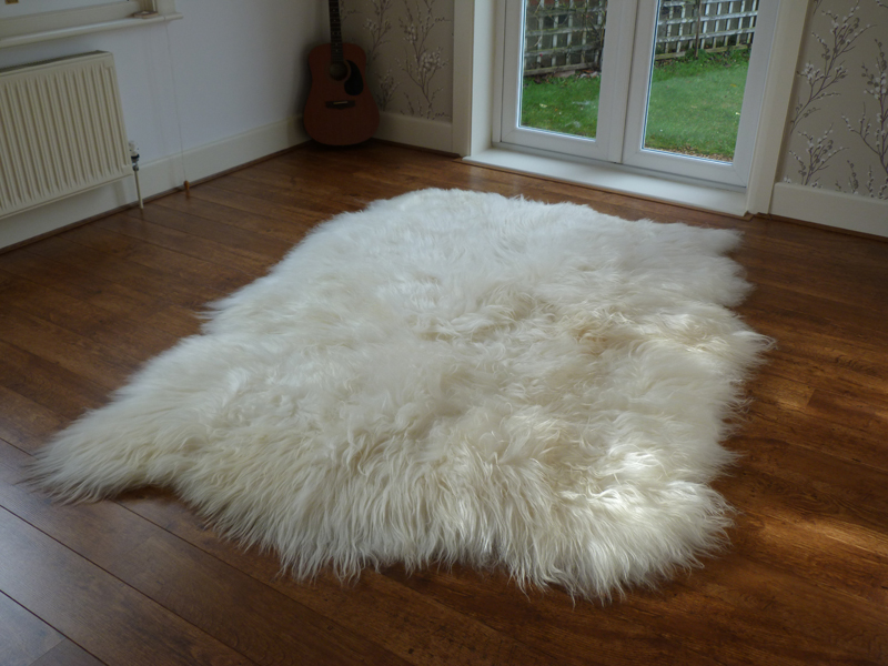 icelandic sheepskin rug ... FUQBYAW
