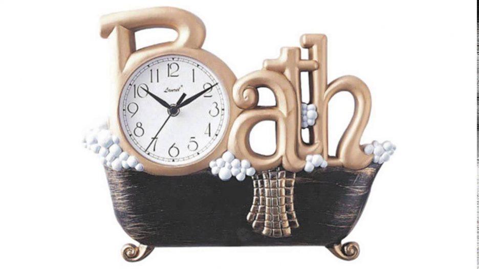 ideas:bathroom wall clocks within top gorgeous bathroom clocks rules wall  clock FZEYABT