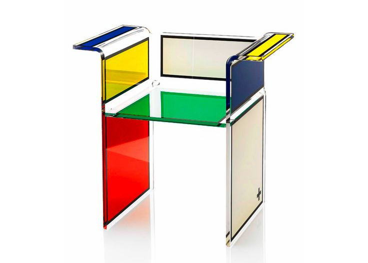if its hip, its here: acrila - modern acrylic furniture that goes OTYNORP