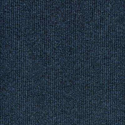 indoor outdoor carpet elevations - color ocean blue texture 6 ft. x your choice length carpet CCOEJUR