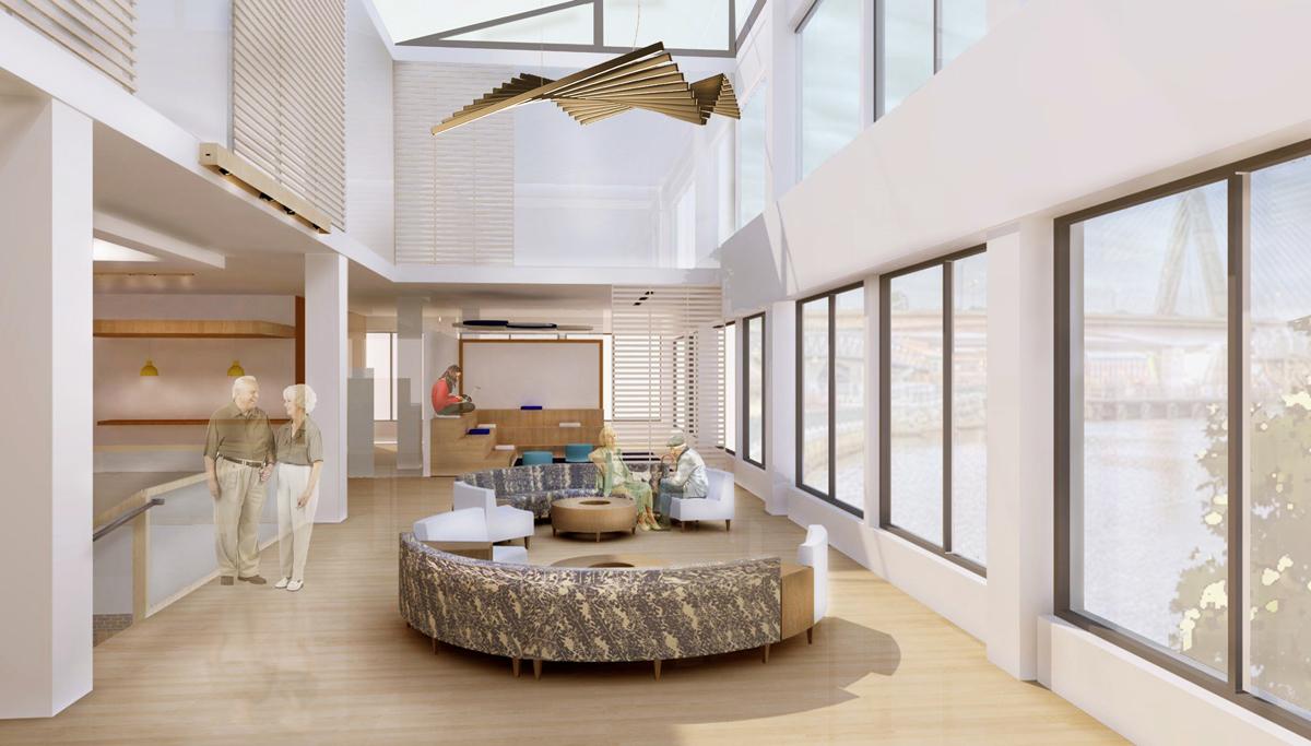 interior architecture FREFJNL