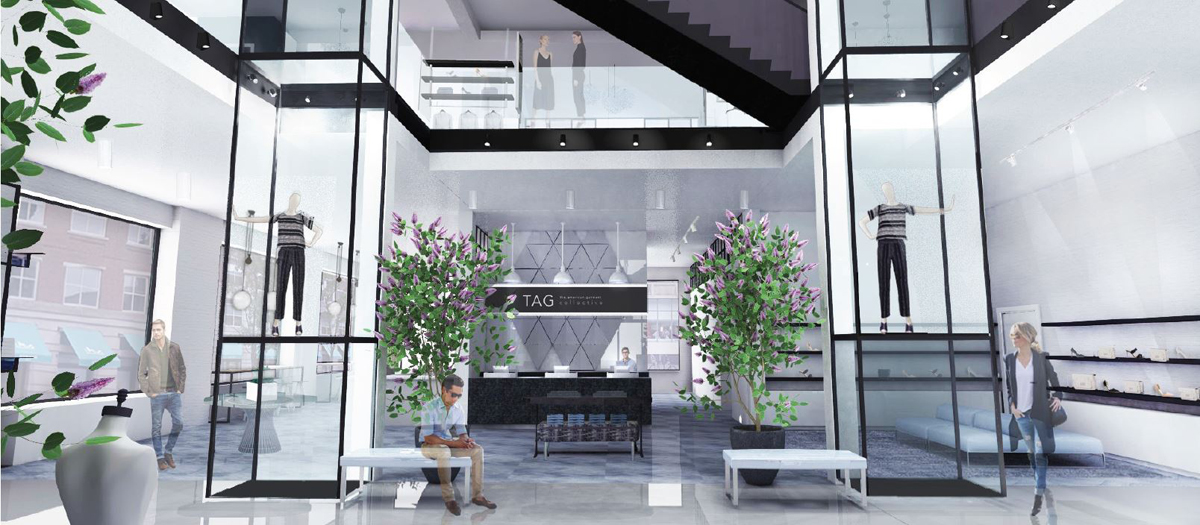 interior architecture student work GKHDCRS