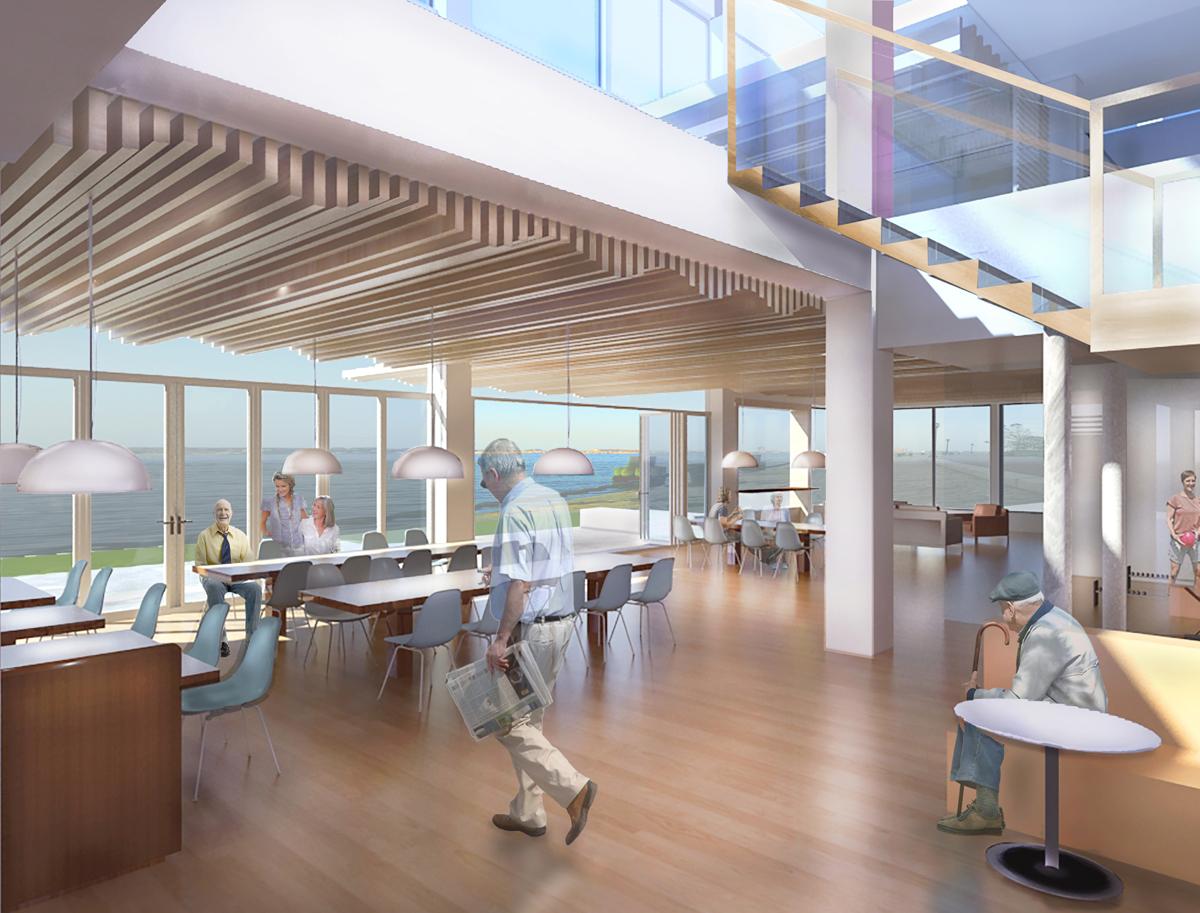 interior architecture student work ZONZSRM