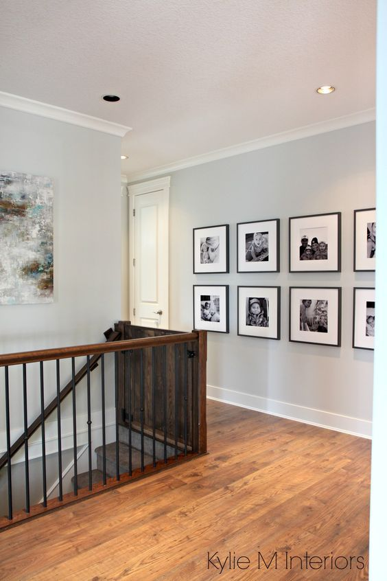 interior paint colors benjamin moore gray owl one of the best gray paint colours for a ADDWNHS
