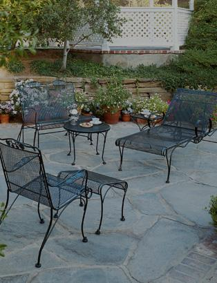 iron patio furniture home · outdoor furniture; wrought iron furniture. briarwood collection AMNYDEU